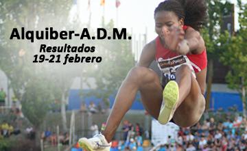 Exitoso fin de semana para el Club Alquiber-A.D.Marathon