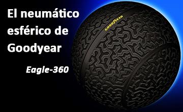¿Neumáticos esféricos? El futuro según Goodyear