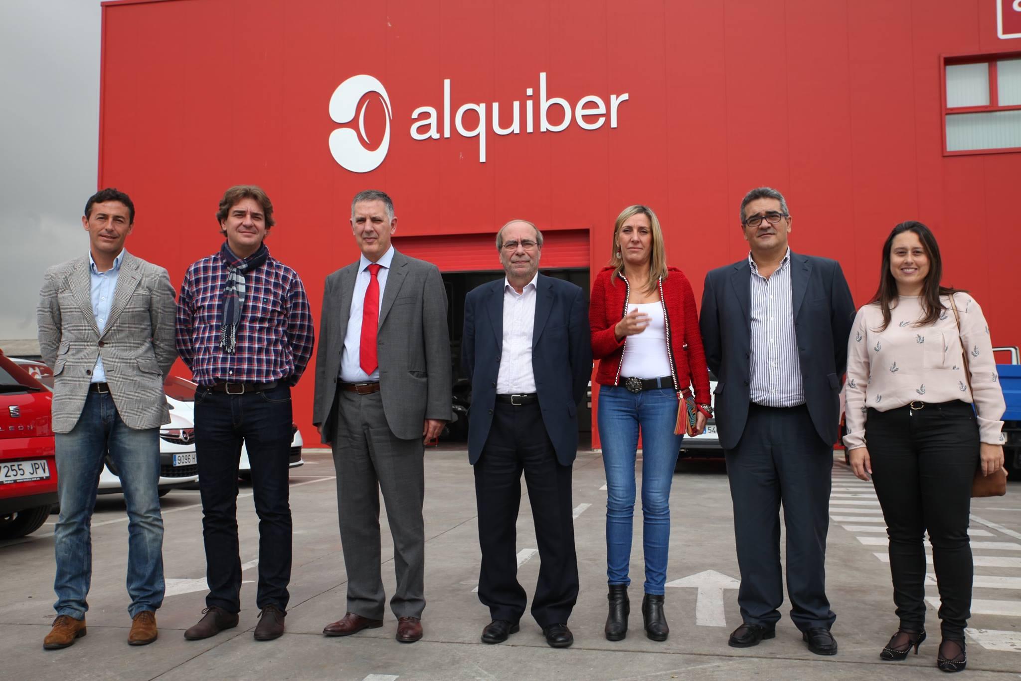 El alcalde de Fuenlabrada visita nuestras instalaciones