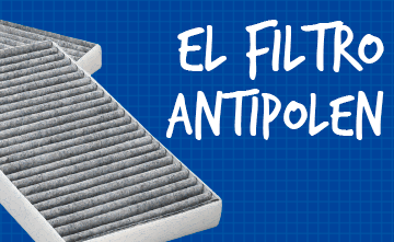 El filtro antipolen
