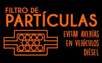 Filtro de partículas: como evitar las averías en vehículos diésel