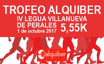 IV Legua Villanueva de Perales Trofeo Alquiber