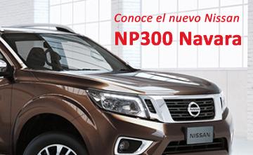 La nueva Pick-Up Nissan NP300 Navara será presentada en el Salón del Automóvil de Frankfurt