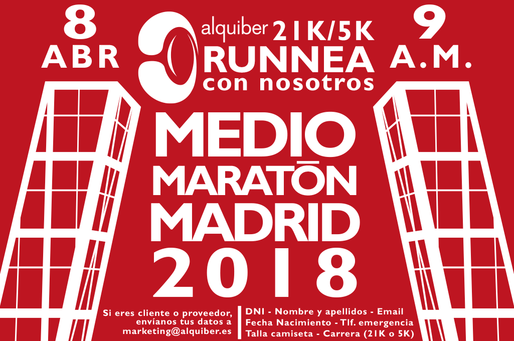 Medio Maraton de Madrid 2018