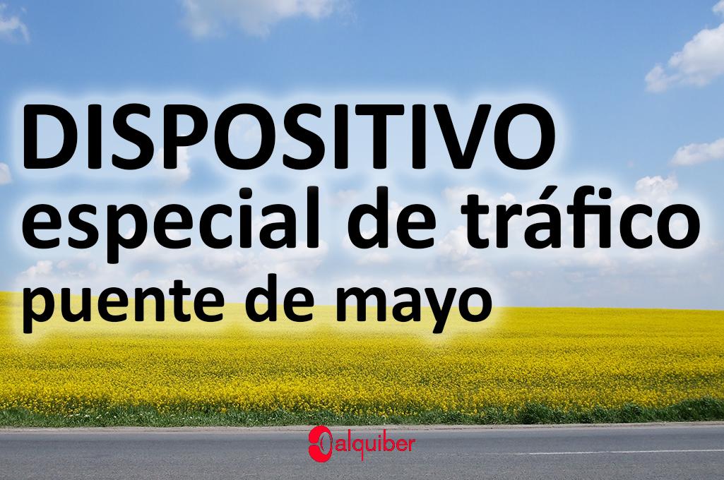 Operación especial puente de mayo 2018