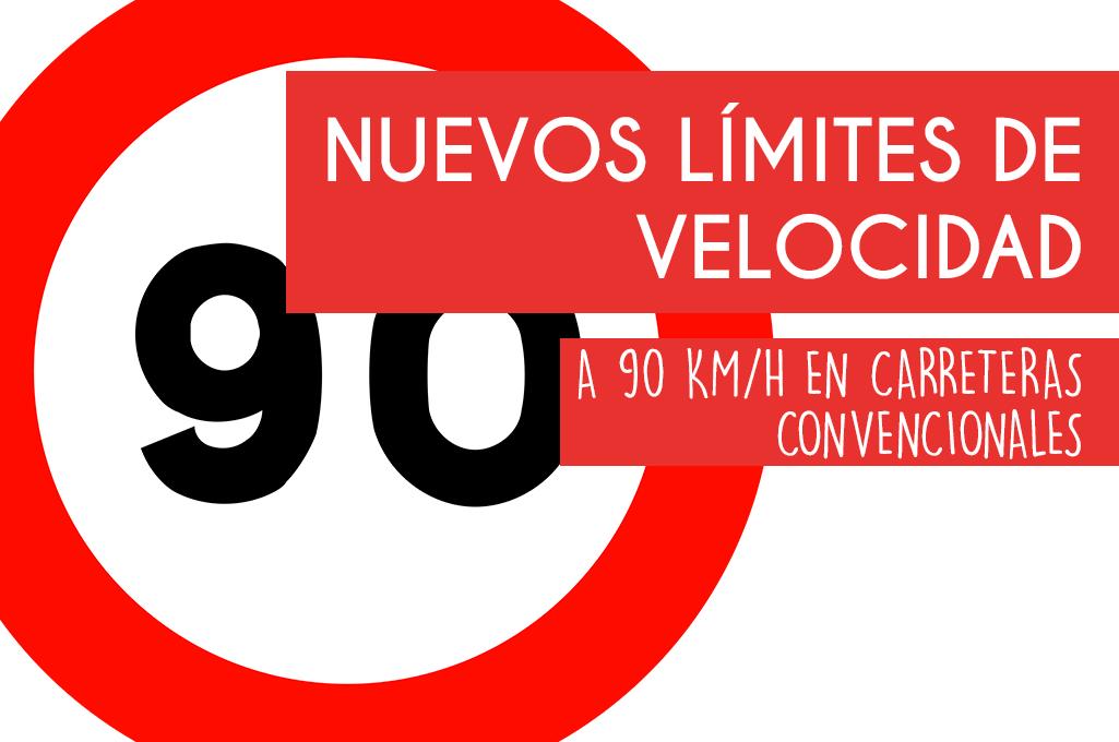 A 90 EN CARRETERAS CONVENCIONALES