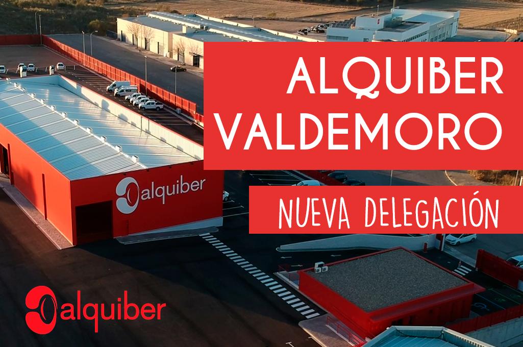 Nueva delegación: Alquiber Valdemoro