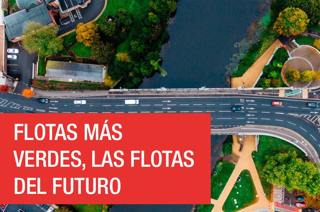 Flotas más verdes- alquiler de flotas vehiculos