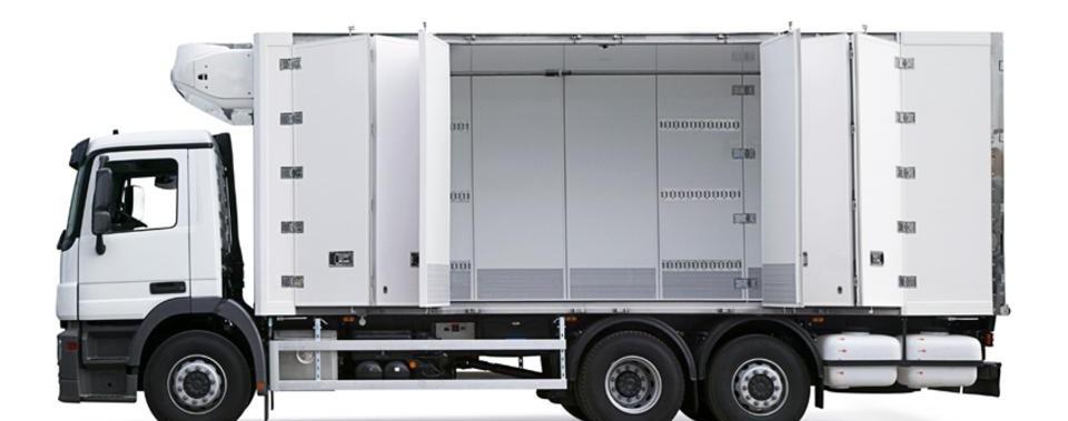 vehículo frigorífico