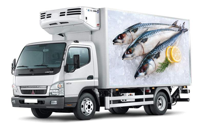 vehículo refrigerado