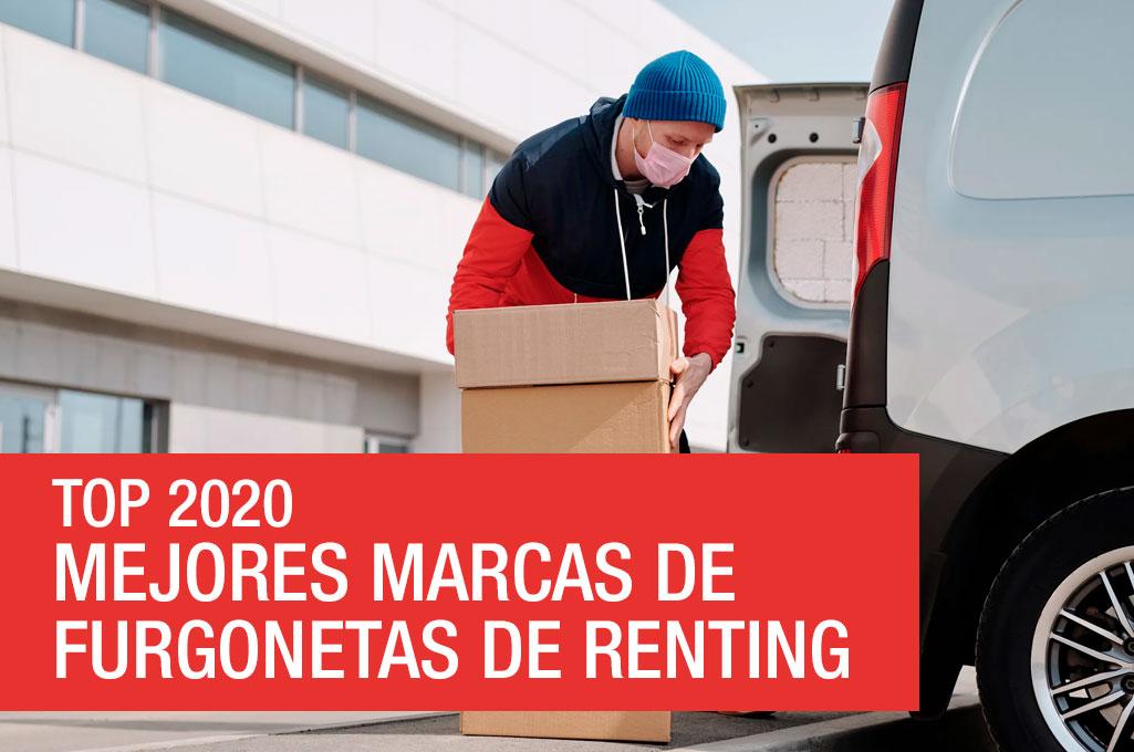 Mejores Marcas de Furgonetas de Renting – TOP 2020
