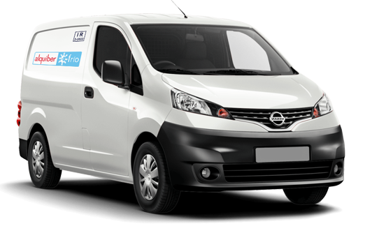 Nissan NV200 Isotermo