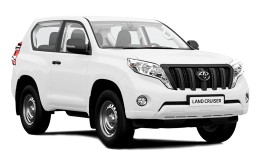 Toyota Land Cruiser Corto