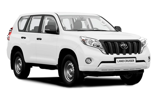 Toyota Land Cruiser Largo 7p