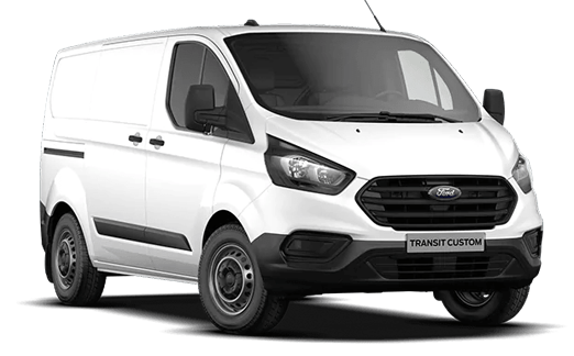 Ford Transit Custom 3 plazas